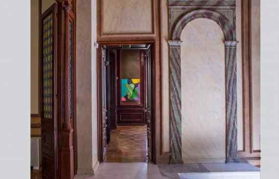 Allouche Benias Gallery__Prometheus No